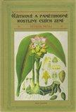 Užitkové a pamětihodné rostliny cizích zemí - obálka