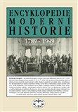Encyklopedie moderní historie 1789-1999 - obálka