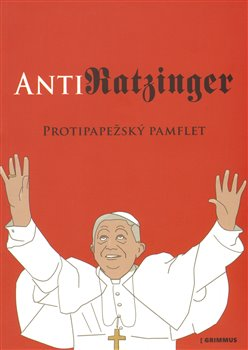 Obálka titulu AntiRatzinger