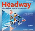 New Headway Intermeditate the Fourth Edition - Interactive Practice ROM - obálka
