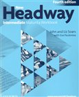 New Headway Intermeditate the Fourth Edition - Maturita Work Book (Czech Edition) - obálka