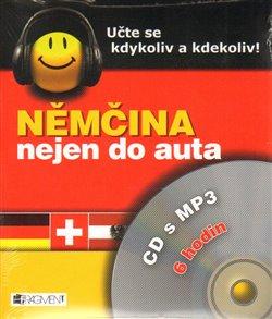 Němčina nejen do auta + CD s MP3