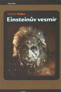 Obálka titulu Einsteinův vesmír