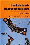Úvod do teorie masové komunikace - obálka