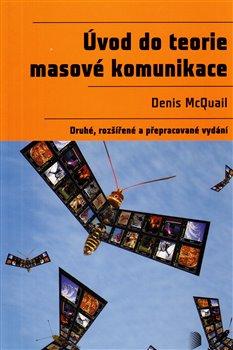Obálka titulu Úvod do teorie masové komunikace