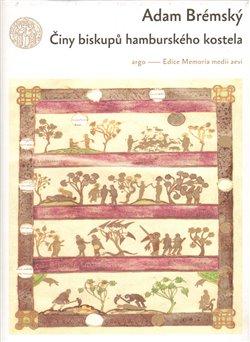 Obálka titulu Činy biskupů hamburského kostela