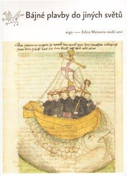 Obálka titulu Bájné plavby do jiných světů