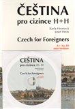 Čeština pro cizince/Czech for Foreigners + CD - obálka