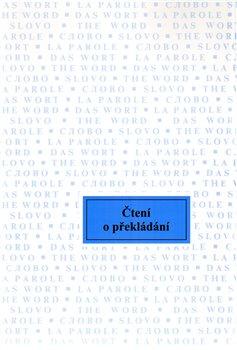 Obálka titulu Čtení o překládání