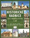 Historické radnice Čech, Moravy a Slezska, I. díl - obálka