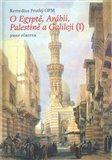 O Egyptě, Arábii, Palestině a Galileji I. - obálka