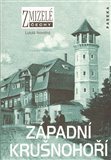 Zmizelé Čechy-Západní Krušnohoří (Zmizelé Čechy) - obálka