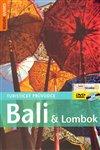 Obálka knihy Bali a Lombok - turistický průvodce