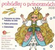 Pohádky o princeznách - obálka