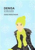 Denisa ve víru vloček - obálka