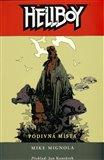 Hellboy: Podivná místa (brož.) - obálka