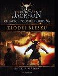 Zloděj blesku (Percy Jackson 1) - obálka
