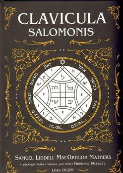 Obálka titulu Clavicula Salomonis