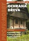 Obálka knihy Ochrana dřeva