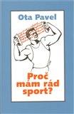 Proč mám rád sport? - obálka