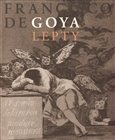 Francisco de Goya, Lepty - obálka