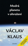 Modrá planeta v ohrožení - obálka