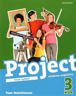Project 3 the Third Edition Student´s Book (Czech Version) - Tom Hutchinson