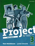 Project 3 the Third Edition Workbook (Czech Version) - obálka