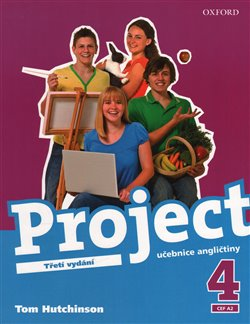 Project 4 the Third Edition Student´s Book (Czech Version) - Tom Hutchinson