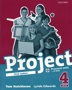 Project 4 the Third Edition Workbook (Czech Version) - Tom Hutchinson