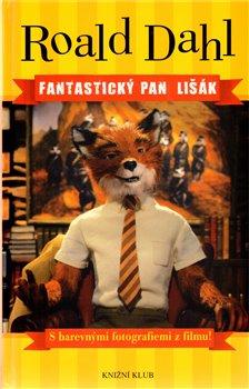 Obálka titulu Fantastický pan Lišák