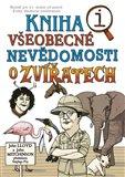 Kniha všeobecné nevědomosti o zvířatech - obálka