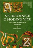 Na Hromnice o hodinu více (České pranostiky a přísloví) - obálka