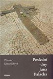 Poslední dny Jana Palacha - obálka