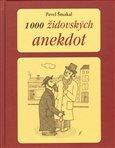 1000 židovských anekdot - obálka