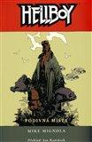 Hellboy: Podivná místa váz. - obálka