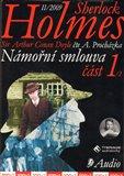 Sherlock Holmes - Námořní smlouva, část 1 (42,-) - obálka