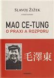 Mao: O praxi a rozporu - obálka