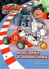 Obálka knihy Roary-Hrací sešit a omalovánky 2