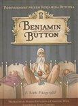 Podivuhodný příběh Benjamina Buttona - obálka