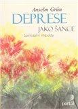 Deprese jako šance - obálka