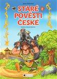 Staré pověsti české - pro děti - obálka