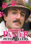 Obálka knihy Růžový panter Peter Sellers