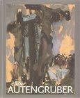 Jan Autengruber 1887 - 1920 - obálka