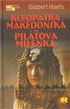 Kleopatra makedonská - Pilátova milenka - obálka