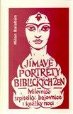 Jímavé portréty biblických žen - obálka