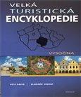 Velká turistická encyklopedie - Vysočina - obálka