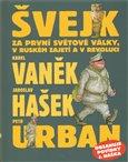 Švejk za první světové války, v ruském zajetí a v revoluci - obálka
