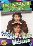 DVD-Legendární scénky 3. - obálka