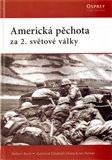 Americká pěchota za 2. světové války - obálka